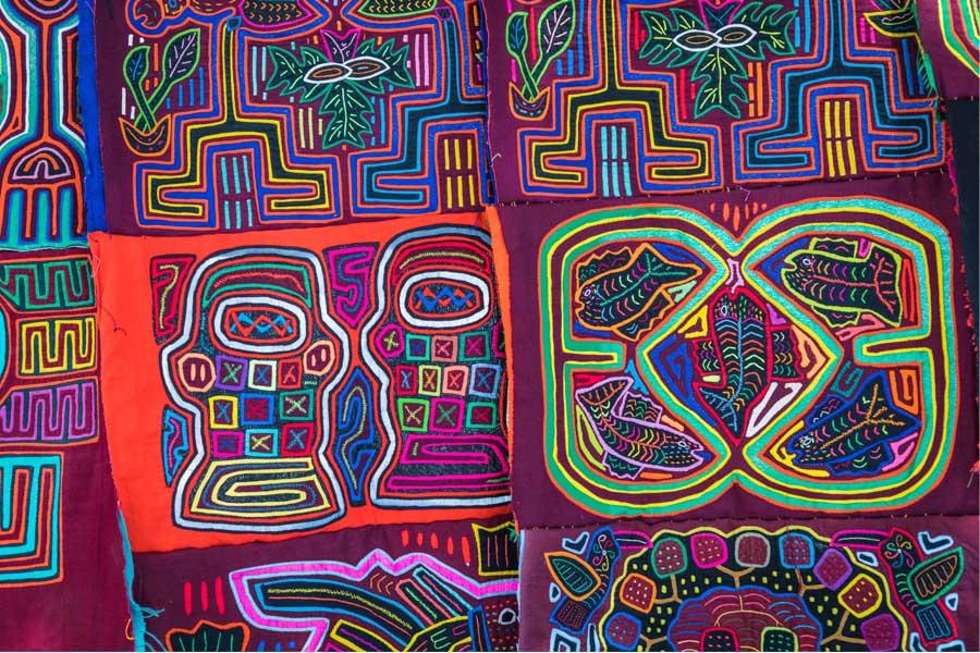 Indigenous Textiles from Panamá | VISTACANAS.COM