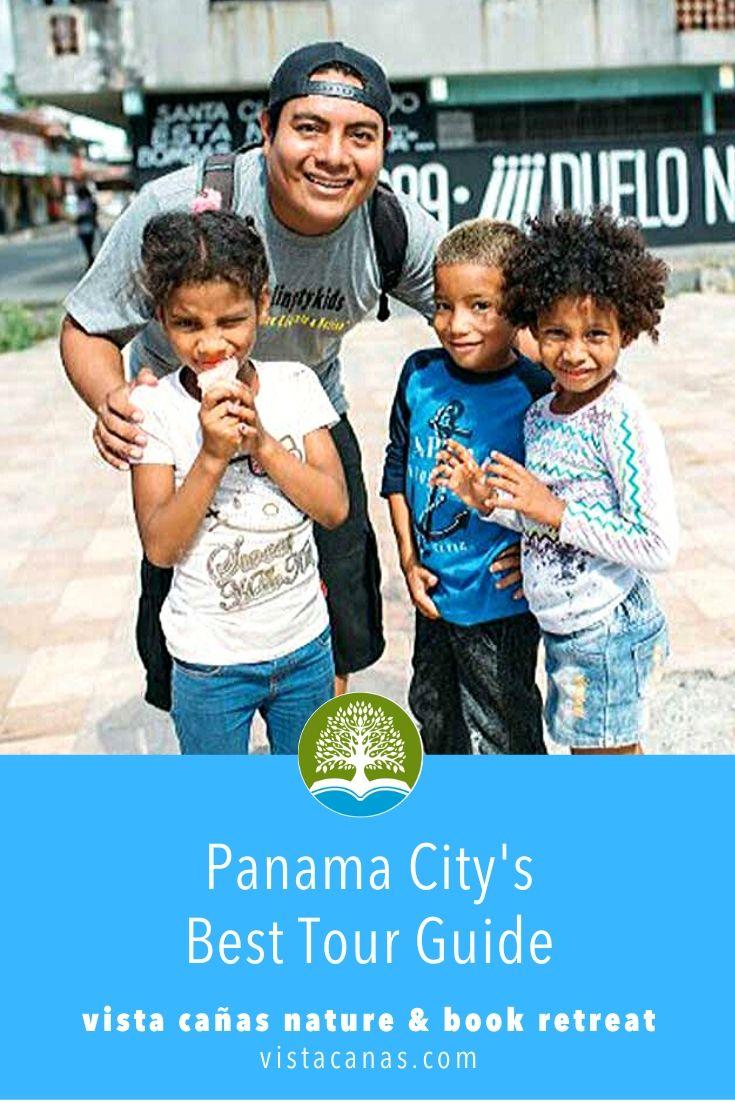 Panama City's Best Tour Guide | VISTACANAS.COM