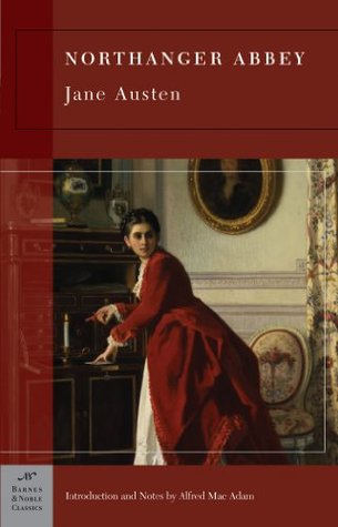 Northanger Abbey by Jane Austen | VISTACANAS.COM