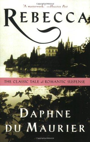 Rebecca by Daphne du Maurier | VISTACANAS.COM