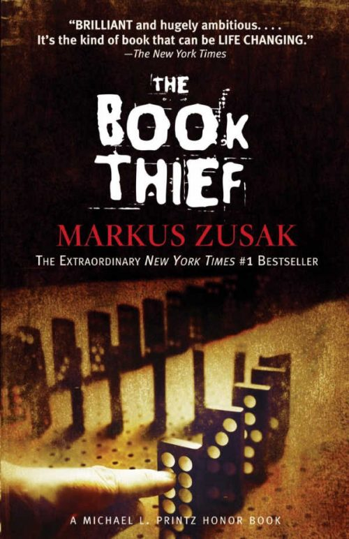 The Book Thief by Markus Zusak | VISTACANAS.COM