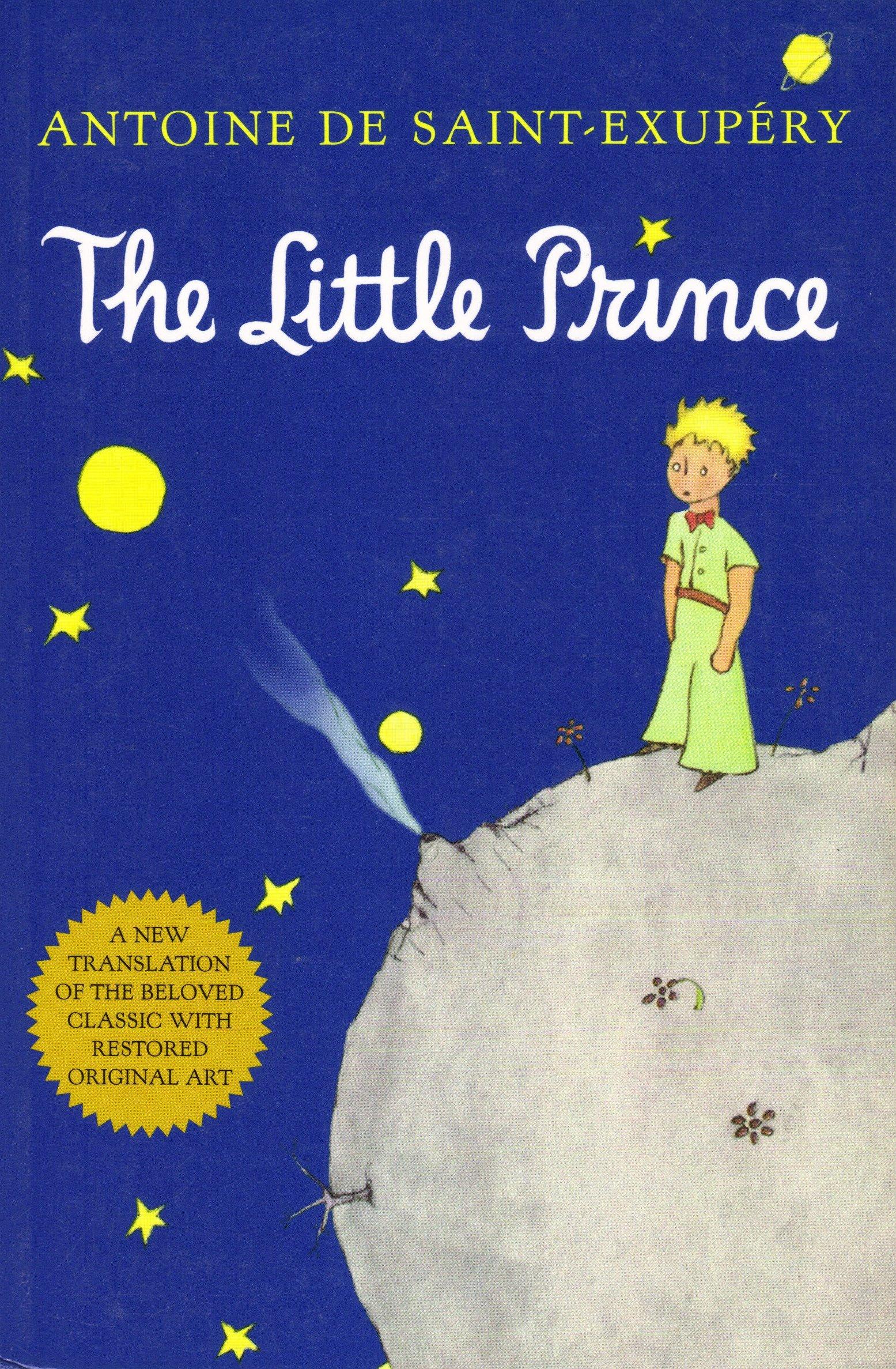 The Little Prince by Antoine de Saint-Exupery | VISTACANAS.COM