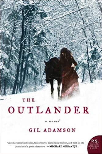 The Outlander by Gil Adamson | VISTACANAS.COM