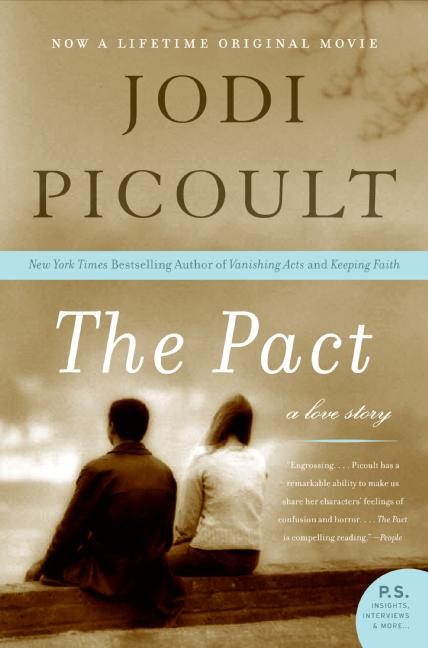 The Pact by Jodi Picoult | VISTACANAS.COM