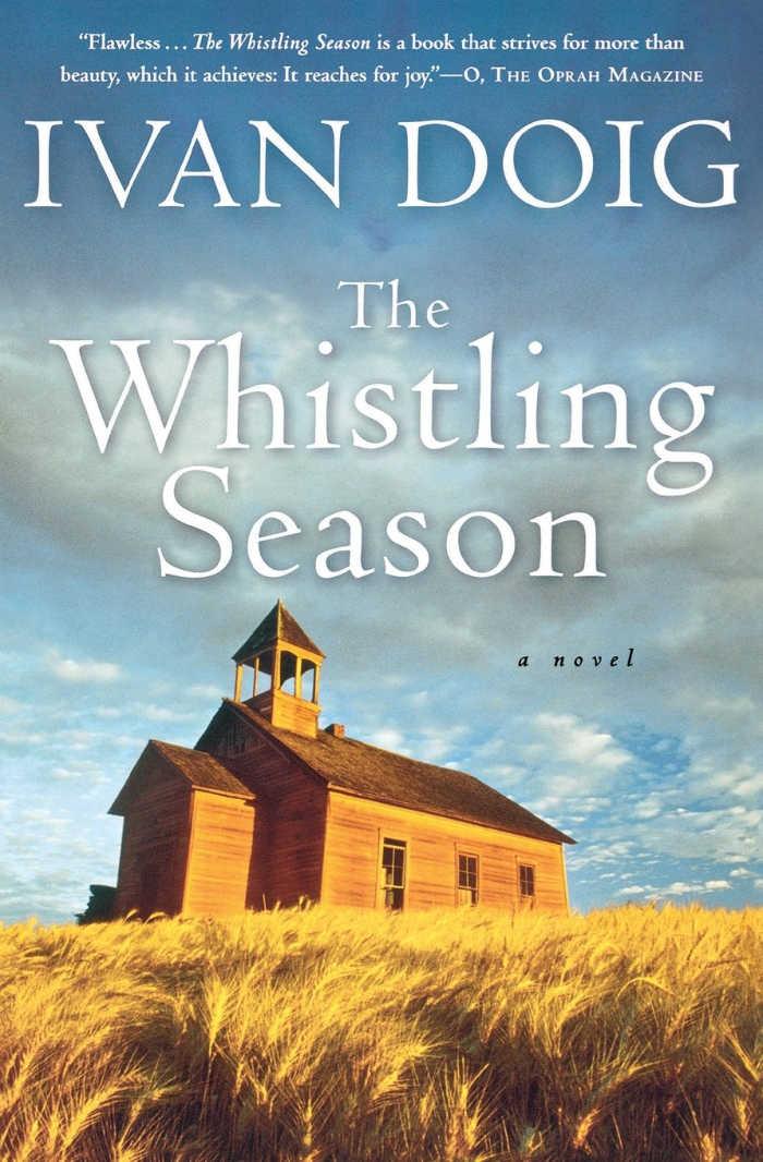 The Whistling Season by Ivan Doig | VISTACANAS.COM