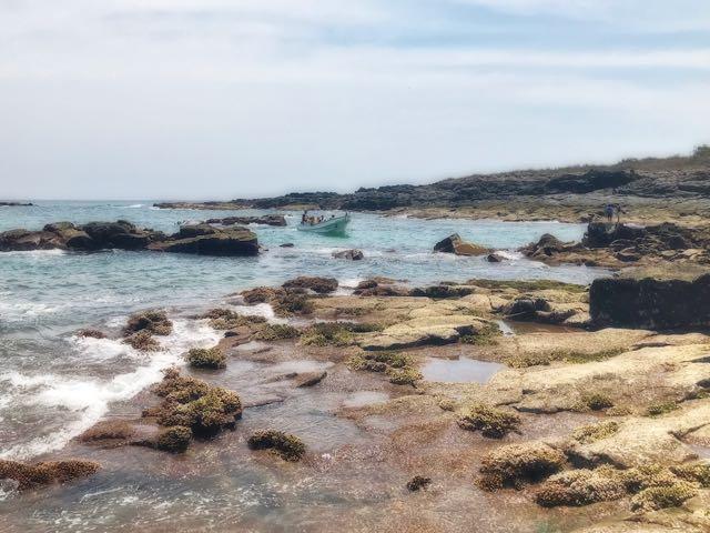 Faro Beach on Isla Iguana, Panamá   VISTACANAS.COM