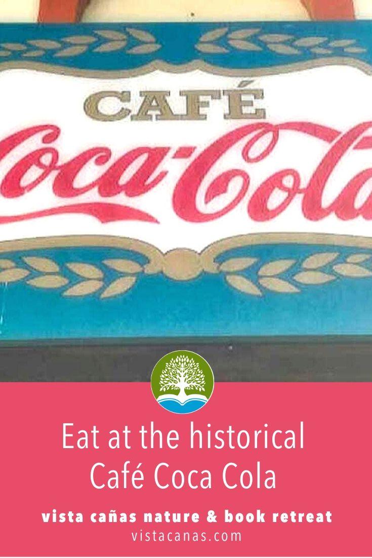 Eat at the historical Café Coca Cola in Casco Viejo | VISTACANAS.COM