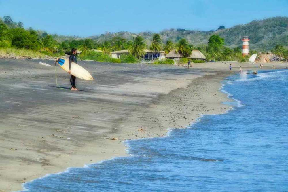 THINGS TO DO IN PLAYA VENAO: Surfing Lessons in Playa Venao | VISTACANAS.COM