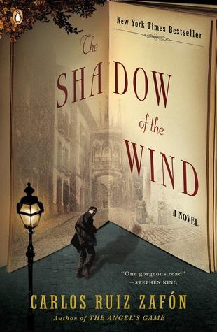 Shadow of the Wind by Carlos Ruiz Zafón | VISTACANAS.COM