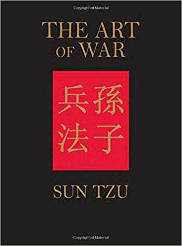 The Art of War by Sun Tzu | VISTACANAS.COM