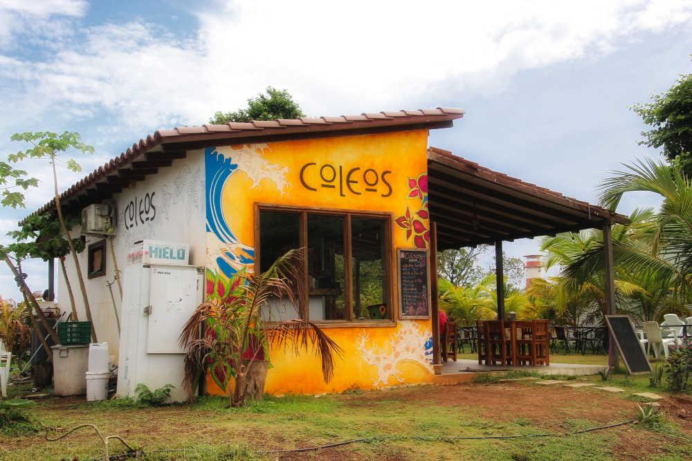 Playa Venao Restaurants — Coleo's Café | VISTACANAS.COM