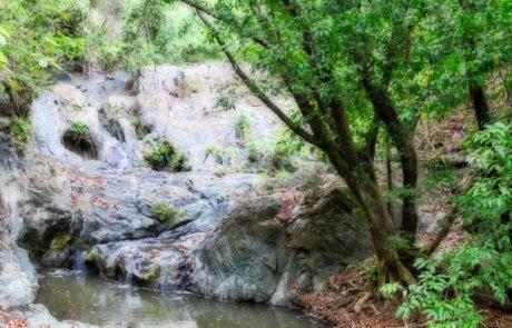 playa venao waterfall — la cascada, eco venao | VISTACANAS.COM