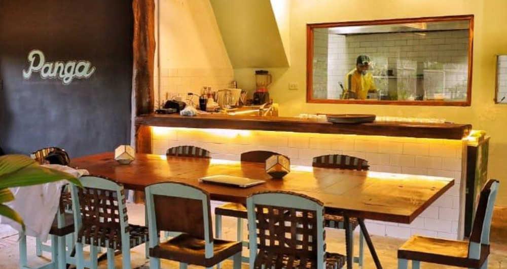 Playa Venao Restaurants — Panga | VISTACANAS.COM