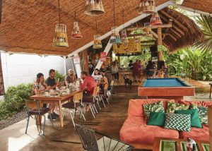 Playa Venao Restaurants — Selina Restaurant   VISTACANAS.COM