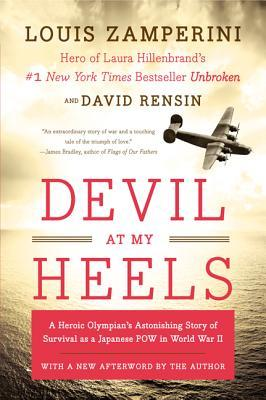 Devil At My Heels by Louis Zamperini | VISTACANAS.COM