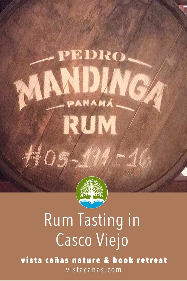 THINGS TO DO IN PLAYA VENAO: Go Rum Tasting in Casco Viejo | VISTACANAS.COM