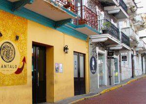 Tantalo Hotel Casco Viejo | VISTACANAS.COM