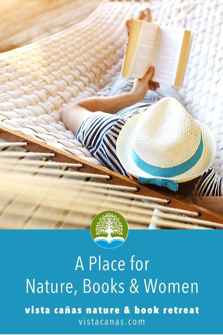 My Vision: A Place for Nature, Books & Women   VISTACANAS.COM