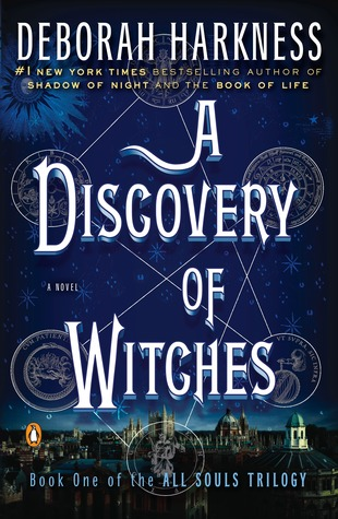 A Discovery of Witches by Deborah Harkness | VISTACANAS.COM