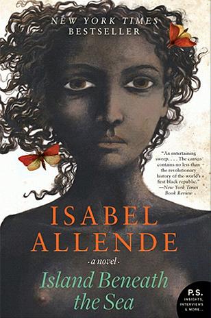 Island Beneath the Sea by Isabel Allende | VISTACANAS.COM