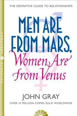 Men Are From Mars, Women Are From Venus by John Gray | VISTACANAS.COM