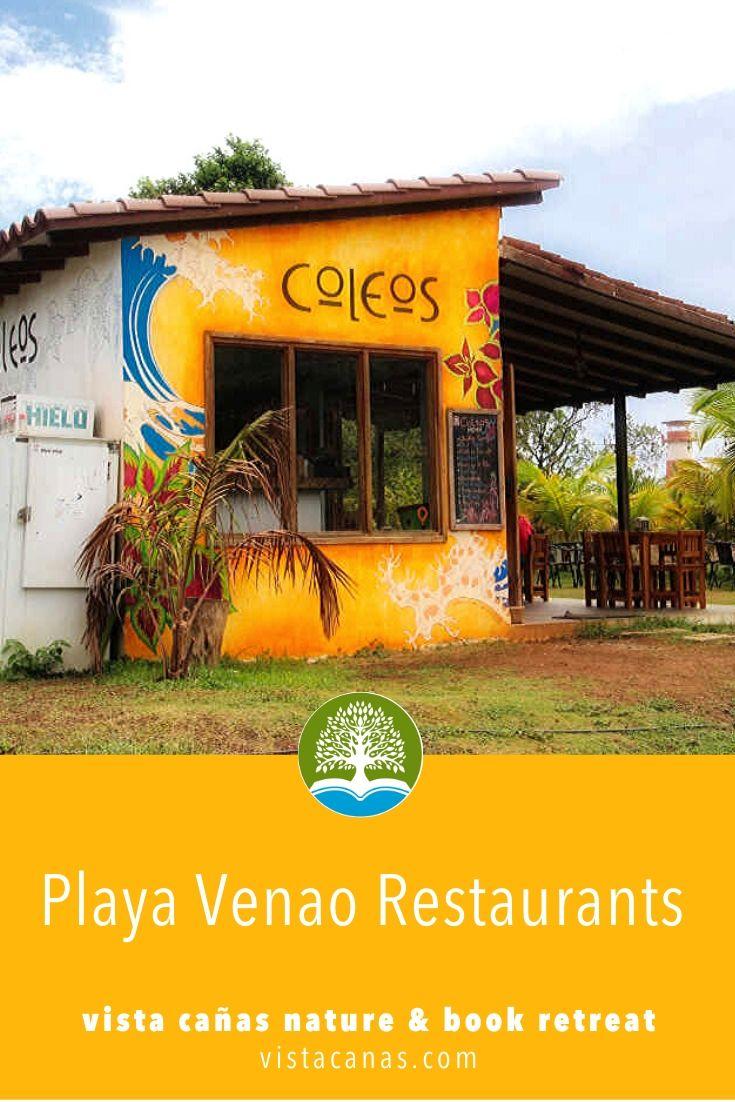 Restaurants in Playa Venao | VISTACANAS.COM