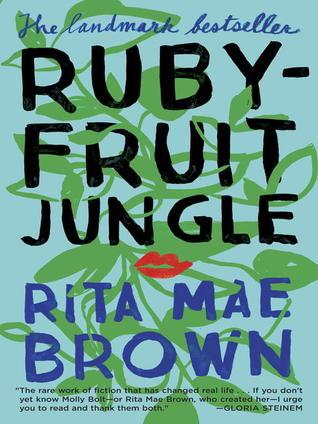 Rubyfruit Jungle by Rita Mae Brown | VISTACANAS.COM