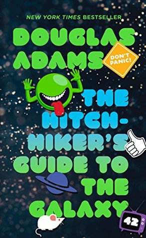 The Hitchhiker's Guide to the Galaxy by Douglas Adams | VISTACANAS.COM