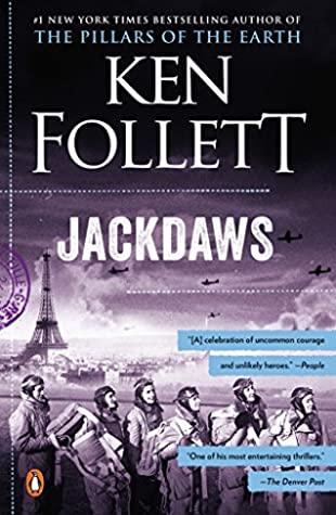 Jackdaws by Ken Follett | VISTACANAS.COM
