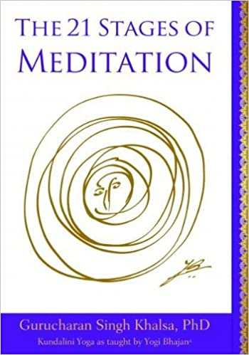 The 21 Stages of Meditation