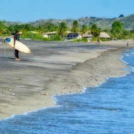Surfing in Playa Venao | VISTACANAS.COM